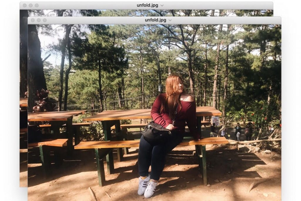 Baguio 2019 - Richel Goes Places